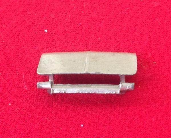 Corgi #241 - Original - Ghia L. 6.4 - Rear Boot ( Silver )